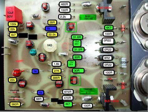 Power Lifier Merk power emitter resistors 28 images emitter resistor