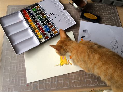 Cat In The Essay by 10 Writing Prompts Written By Cats And A The Write Practice