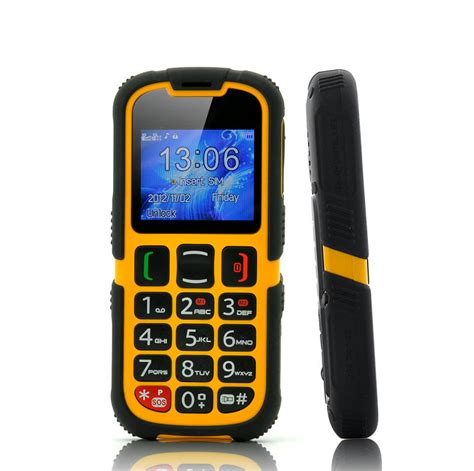 Rugged Flip Phone Wholesale Senior Citizen Phone Phone With Large Buttons