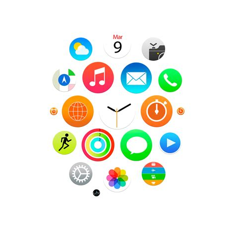 wallpaper for apple watch apple watch app icons wallpapers for iphone ipad and desktop