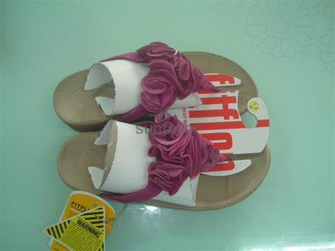 Hk Pink Slipper Sandals 100 original fitflop shoes sandals flip flops