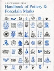 Belleek Vase Value Handbook Of Pottery And Porcelain Marks John P Cushion