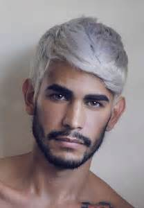 guys with colored hair hair color ideas for mens hairstyles 2017
