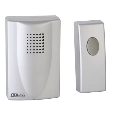 Warehouse Door Bell by Quot Door Chime Wireless Arlec Dc150 With Rem Cntrl I N