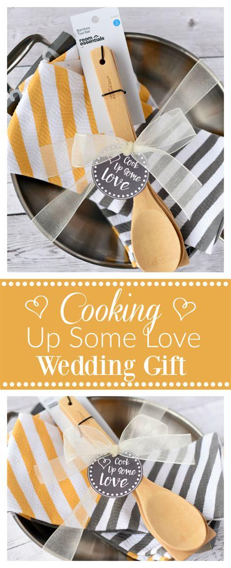 wedding gift idea cook   love fun squared