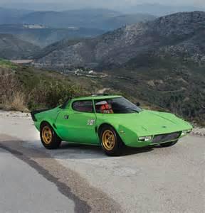 Lancia Strata Lancia Stratos