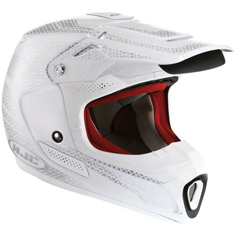 Gallery For Gt Motocross Helmet White