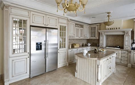 antique kitchen ideas 12 best antique white kitchen cabinets in trending design