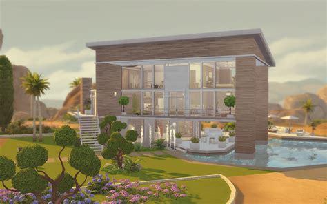 cc for home house 19 the sims 4 via sims