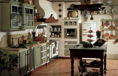 cucina country verde consigli per la casa e l arredamento cucine country