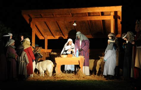 nativity sets in lancaster pa lititz church presents the live nativity faith and values lancasteronline