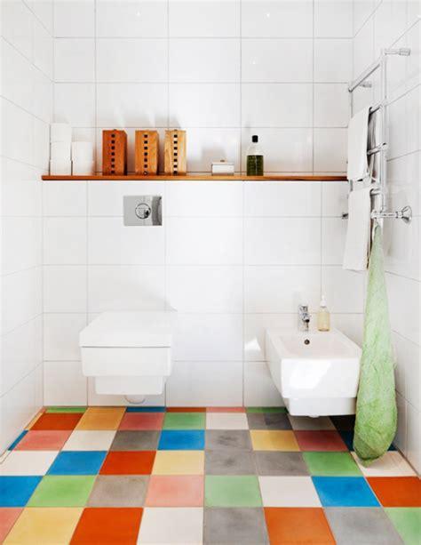 Colored Bathroom Designs 31 multi color tiled bathroom designs digsdigs