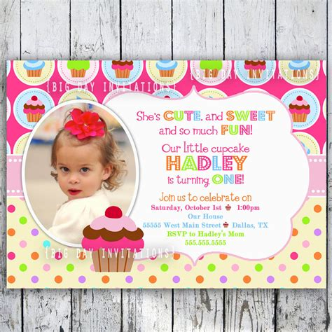 1st birthday invitation templates free cloudinvitation com