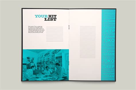 project design criteria handbook design student handbook on behance
