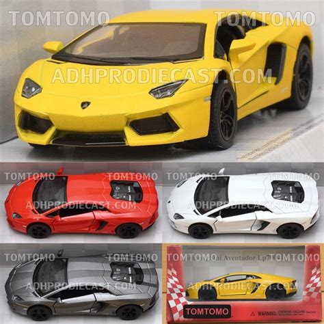 Mainan Mobil Tayo The Diecast Kado Hadiah Anak jual diecast lamborghini aventador miniatur mobil mobilan sport mainan anak tomtomo