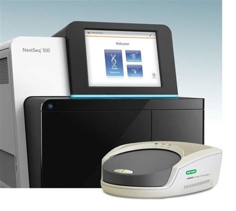 illumina spa illumina bio rad single cell sequencing solution
