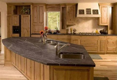 Soapstone Kitchen by 17 Countertop Materials For Your Kitchen