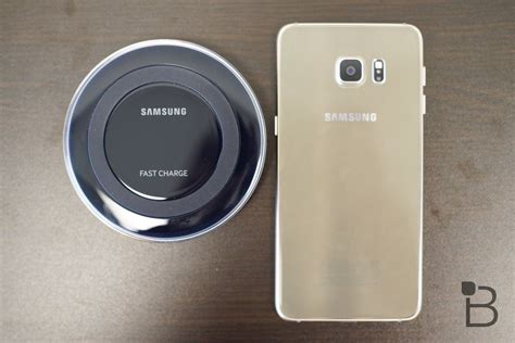 New Samsung Wireless Charging Pad Fast Charger S6note5edge Paling D here s samsung s powerful new fast charge wireless