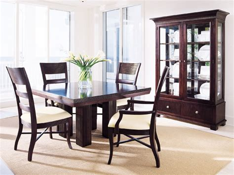 contemporary dining sets design kitchen and dining
