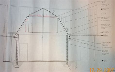 how to build a gambrel roof architecture charming exterior design for a house using