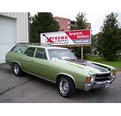1972 Chevrolet Chevelle Concours Wagon  Flickr Photo Sharing