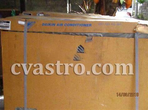 Ac Vrv 5 Pk pengiriman ac daikin floor standing 5 pk ke lombok ntb