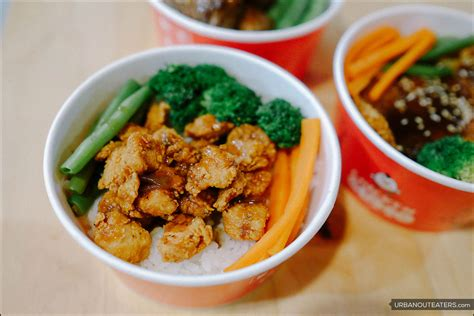 Rice Pop Chicken chicken sumo bandung outeaters