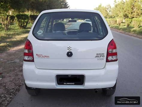 Suzuki Alto 2010 Model Suzuki Alto For Sale In Islamabad Pakwheels