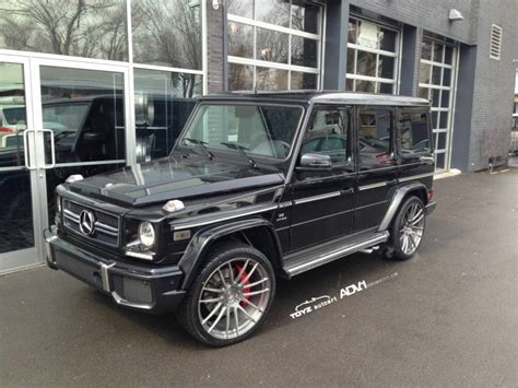 mercedes gifts advance one gifts mercedes g63 amg with new wheels
