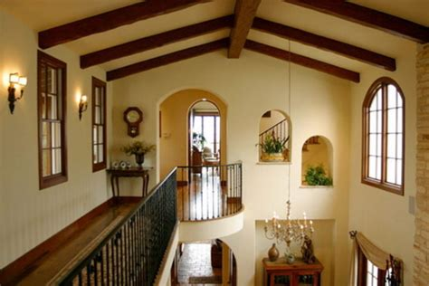 Interior Spanish Style Homes | gorgeous classic spanish house exterior and interior