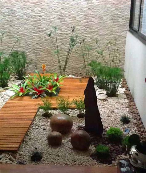 dise 241 o de patios y jardines peque 241 os 75 ideas interesantes iluminacion jardines pequenos dise 241 os arquitect 243 nicos