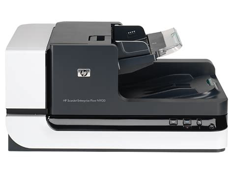 Hp Scanjet Enterprise Flow N9120 Flatbed Scanner L2683b
