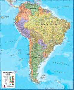 south america wall map large south america wall map political ct019