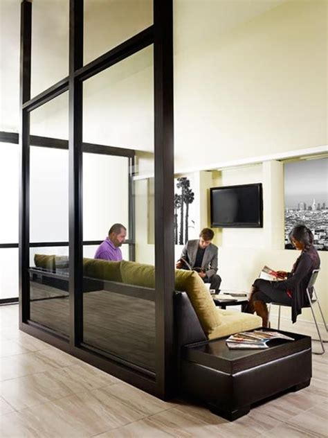 Glass Wall Room Divider The Room Divider A Simple And Tool For Organizing Space
