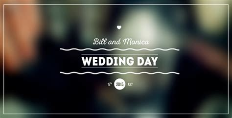 Wedding Titles Pack By Turbomonkeys Videohive Wedding Intro Templates Free