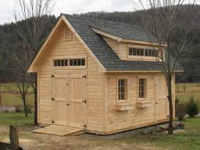 Sheds by Vermont Sheds And Barns Custom Built On Site Vermont