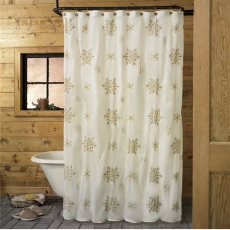 curtains for winter bathroom bliss by rotator rod trending in bathroom decor
