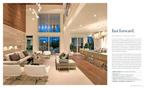 home interior design magazine luxe magazine south florida edition picks dkor interiors