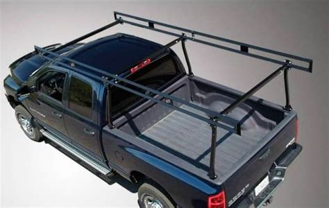 Rack Bed by Size Bed Rail Mount Truck Rack