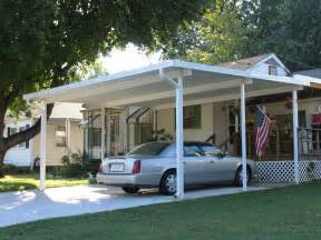 attached carports 20 x 24 wall attached aluminum carport kit 025 patio