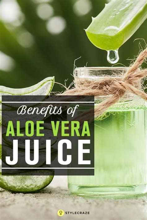 Aloe Vera Juice Detox Diet by 16 Wonderful Benefits Of Aloe Vera Juice Ghritkumari Saar