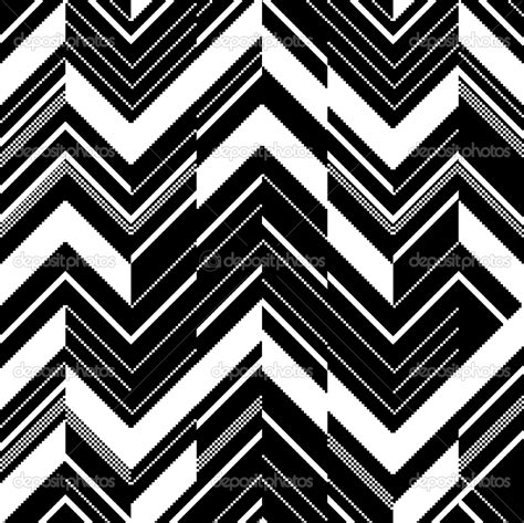 zig zag pattern black and white depositphotos 10705776 pattern in zigzag black and white
