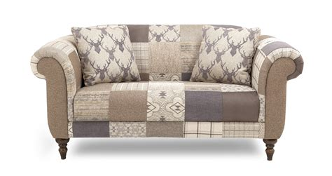 Dfs Patchwork Sofa - country patch midi sofa country patch dfs