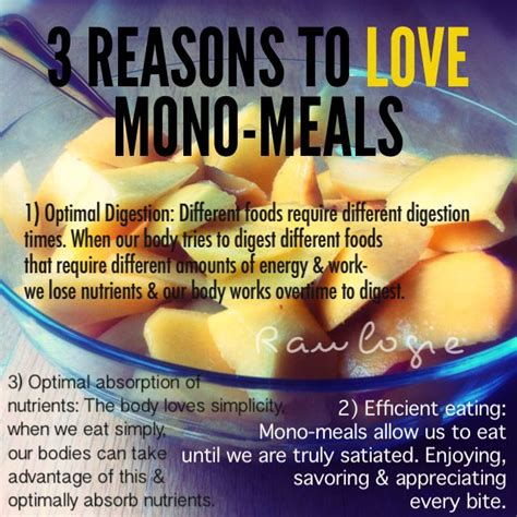 Mono Fruit Diet Detox by 17 Best Images About Mono Meals Simple For The