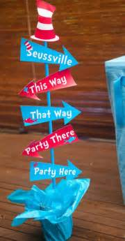 Dr Suess Decorations Kara S Party Ideas Dr Seuss Themed Party Baby Shower Party