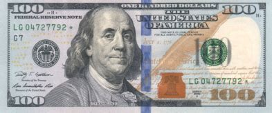 $100,000 bill: Which presidents are on our money? | The ... $100000 Bill