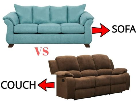 Difference Between And Sofa by What Is The Difference Between A A Sofa And A