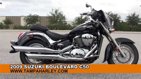 Used Suzuki Boulevard by Used 2009 Suzuki Boulevard C50 Motorcycle For Sale