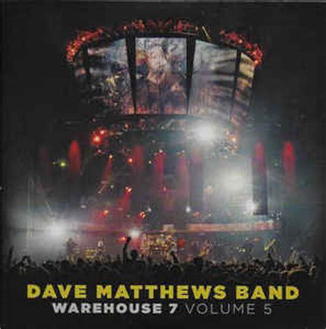 Cd Band Malaysia Vol 5 dave matthews band warehouse 7 volume 5 cd at discogs