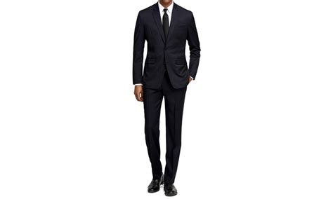 Celana Express Slim Fit 100 Original Guarantee new braveman s slim fit 2 suit navy size